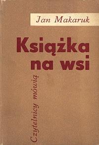 Okładka Książka na wsi
