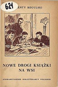 Okładka Nowe drogi książki na wsi