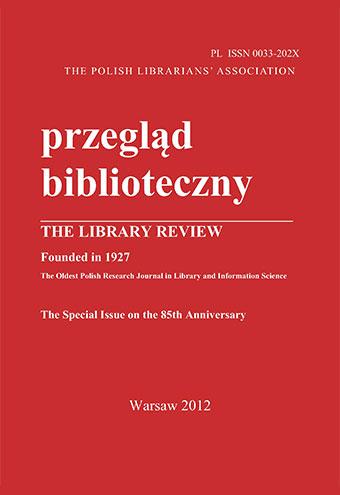 Przegląd Biblioteczny