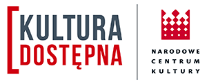 Logo - Kultura Dostępna i Narodowe Centrum Kultury